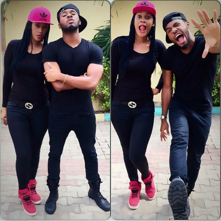 Image result for sandra okagbue and flavour