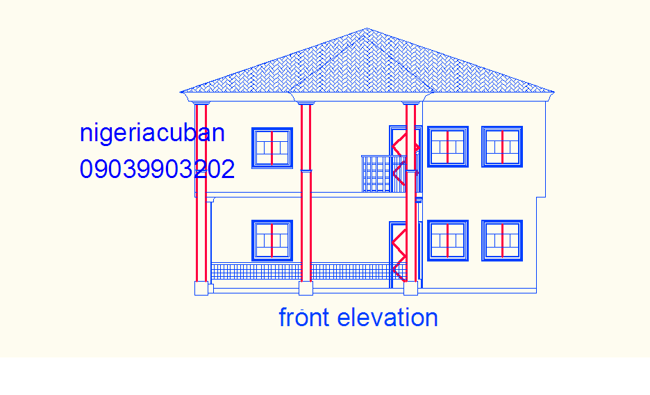 Call Engr Lucky Today For Your Building Plans And Architectural Detailings.