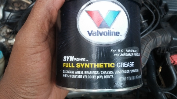 Get Valvoline Moly Disulphide Grease For Bearing, CV Joints