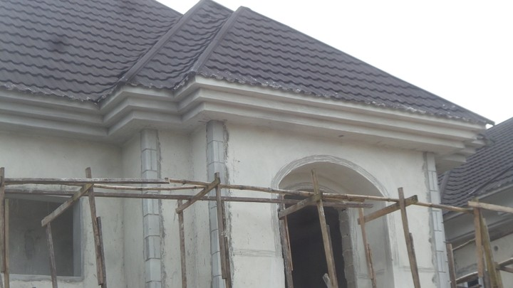 Parapet Concrete Fascia And Other Roofing Styles Properties 5 Nigeria