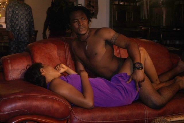 Black nigeriangirl fucked by young