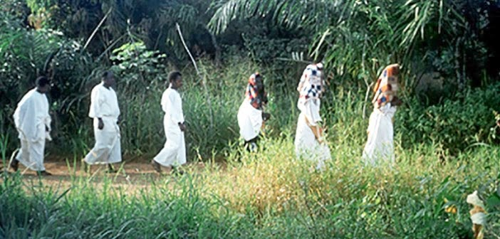 Names Of All Top Secret Cults In Nigeria And Initiation Photo