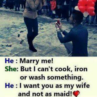 Type Of Girl Guys Want To Marry