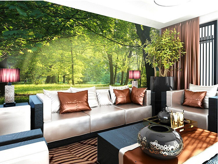 Upgrade your home with awesome 3d wall and floor for 3d wallpaper for living room in india