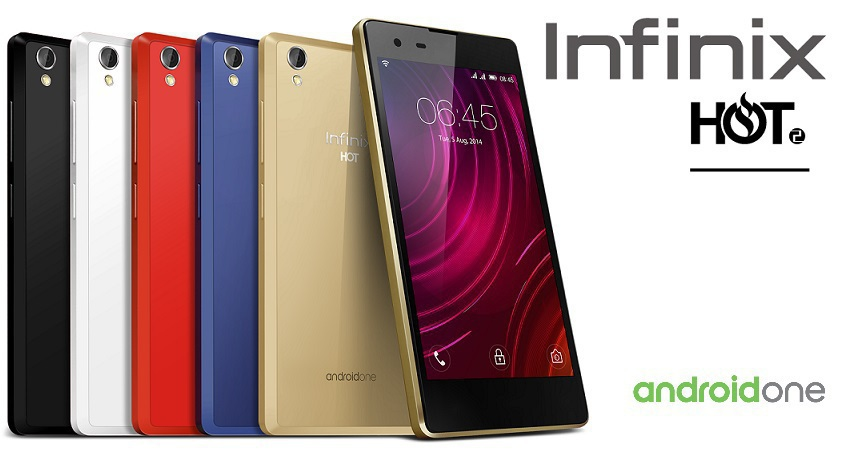 How to upgrade Infinix Hot 2 X510 to Android 6 Marshmallow 1