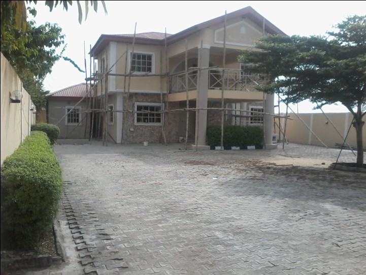 duplex for rent in igbo efon properties nigeria