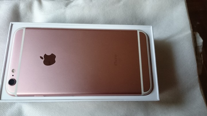 Iphone 6s Plus 64gb Rose Gold For Sale Technology Market Nigeria