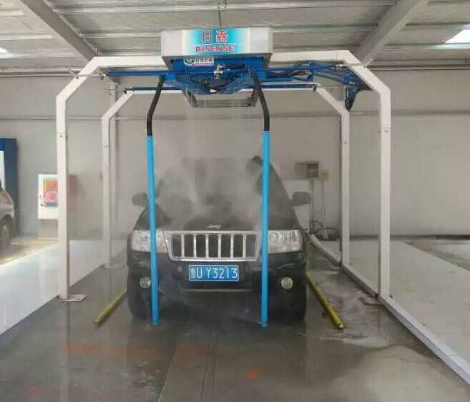 in bay automatic car wash equipment how to grea