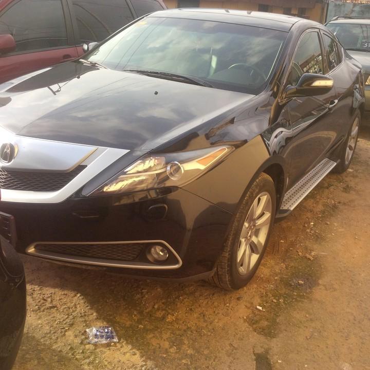 Acura Zdx For Sale: SOLD! Tokunbo 2010 Acura ZDX SH-AWD