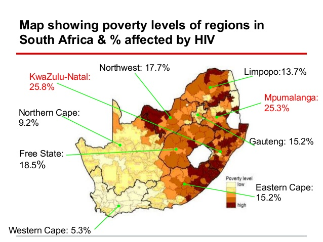 Economic impact of hiv aids in south africa
