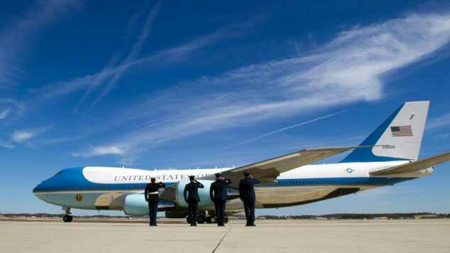All Trump S Airforce Craft
