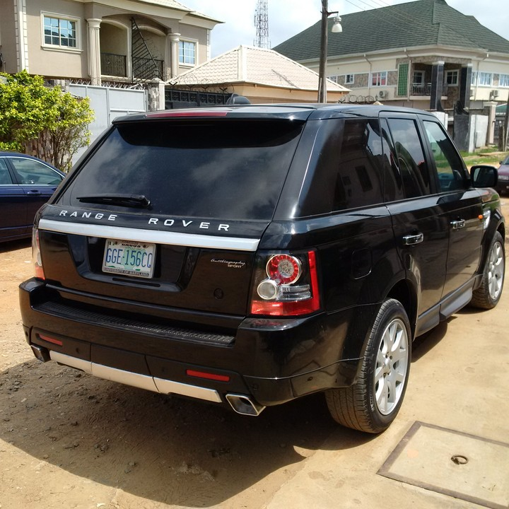 2008 Land Rover Range Rover Sport Interior: SuperClean 2008 Range Rover Sport Upgraded To 2012