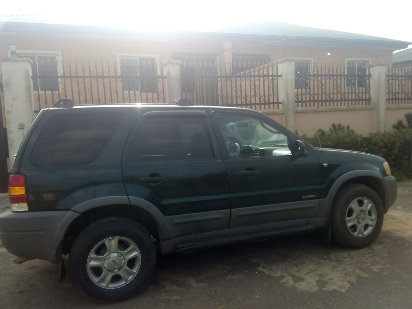 Ford Escape 2001 For Sale Technology Market Nigeria