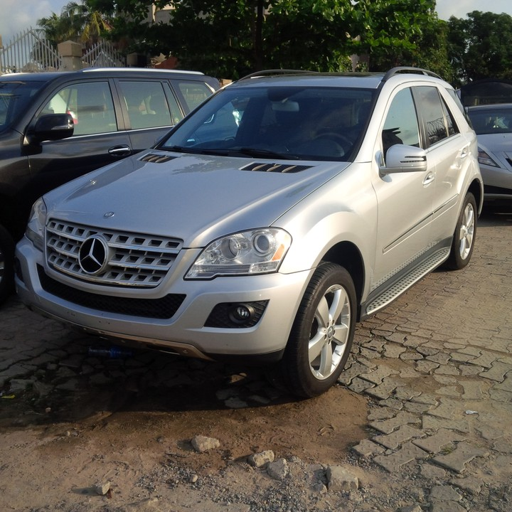 2011 mercedes benz ml350 4matic for sale autos nigeria. Black Bedroom Furniture Sets. Home Design Ideas