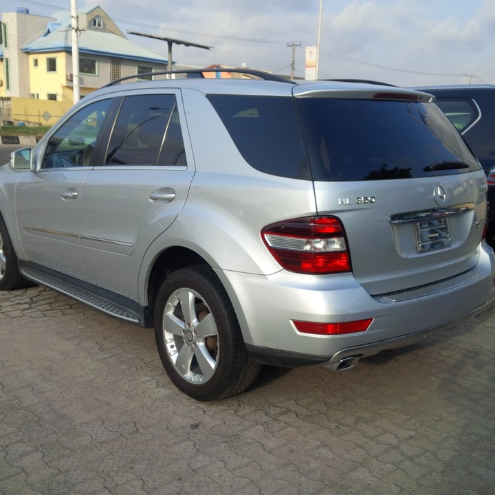 2011 mercedes benz ml350 4matic for sale autos nigeria for 2011 mercedes benz ml350 4matic