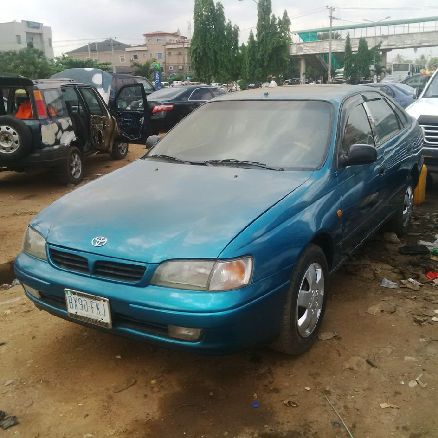 Registered Toyota Carina E