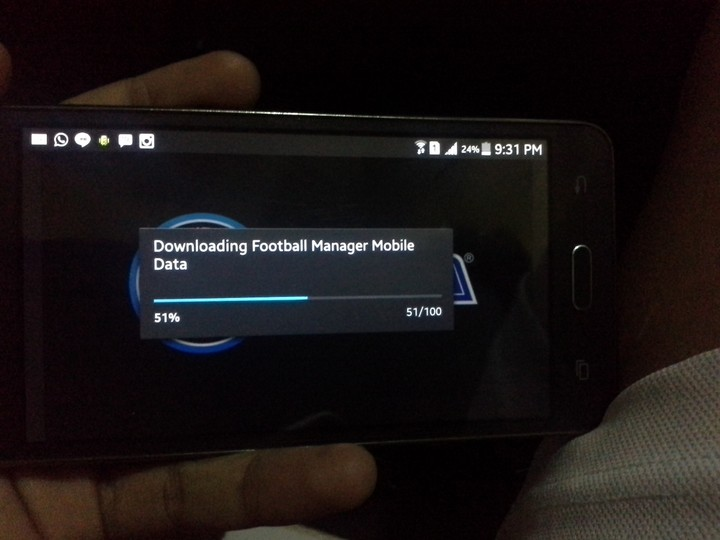 Football Manager Mobile 2016 Is Out!!!! - Phones (7) - Nigeria
