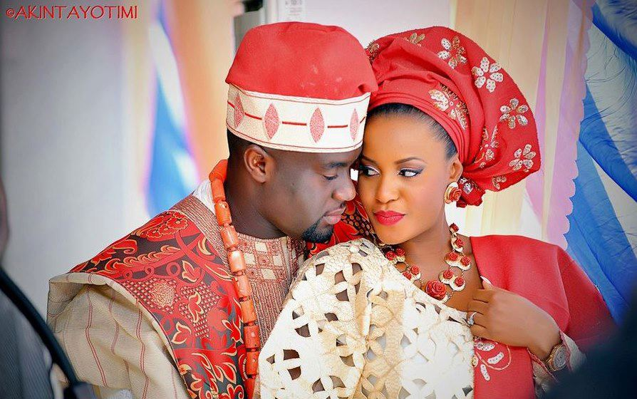 6 Lovely Indigenous Nigerian Wedding Attires And Bridal Looks Photos