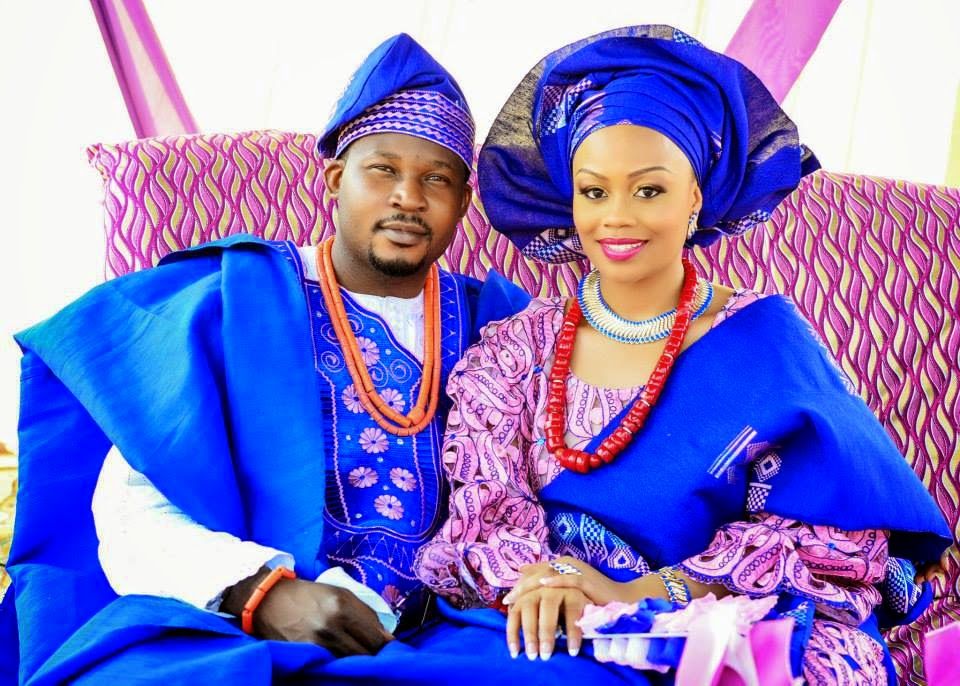 6 Lovely Indigenous Nigerian Wedding Attires And Bridal Looks ...