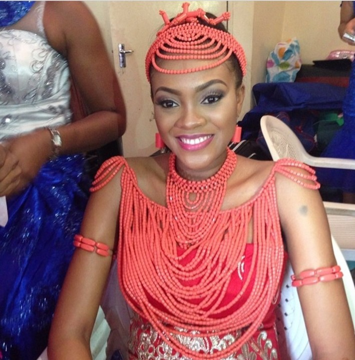 6 Lovely Indigenous Nigerian Wedding Attires And Bridal Looks