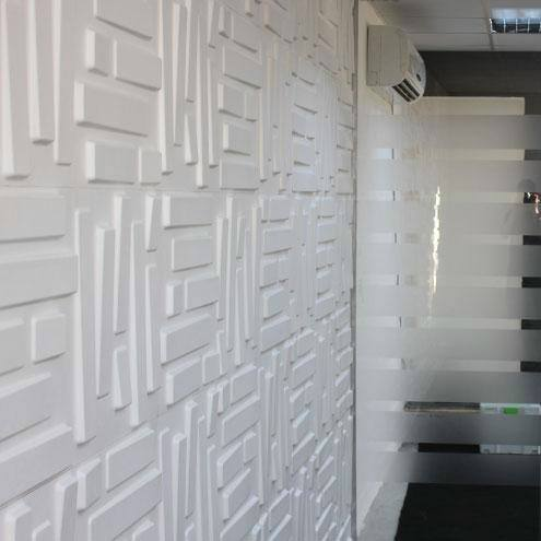 3d wall panel wallpaper unique ways of wall cladding for Wallpaper for walls rates