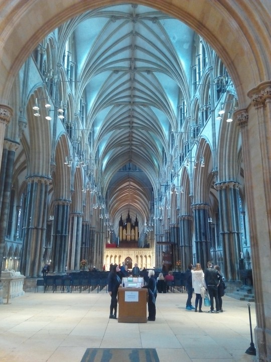 Lincoln United Kingdom  city images : My Visit To Lincoln Cathedral, United Kingdom Travel Nigeria