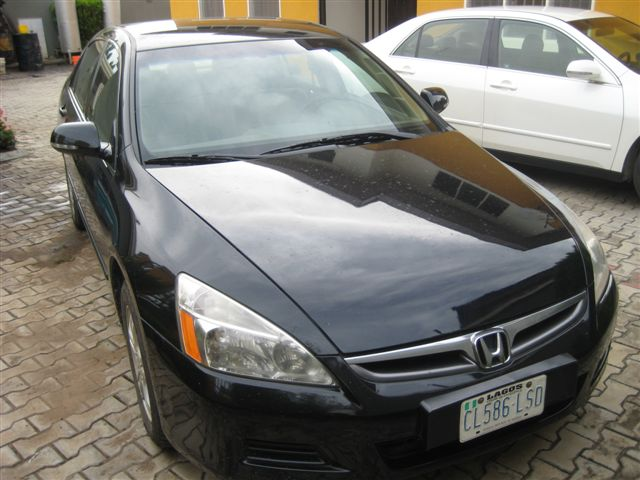 registered 2006 honda accord price only autos. Black Bedroom Furniture Sets. Home Design Ideas