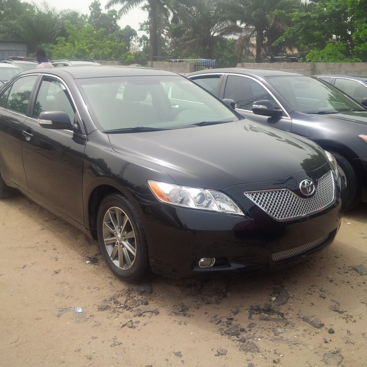 2008 upgraded to 2010 toyota camry tokunbo for sale autos nigeria. Black Bedroom Furniture Sets. Home Design Ideas