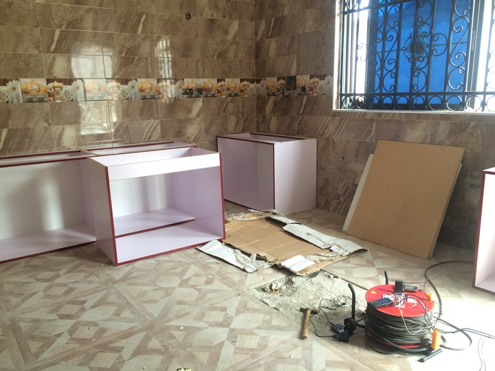 kitchen cabinets installation inception to completion properties