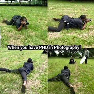 xpressfashionstyles when you have phd in photography