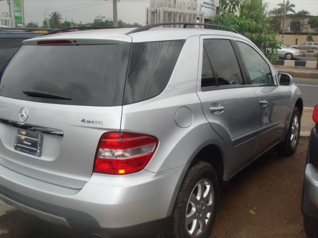 2006 mercedes benz ml350 4matic autos nigeria ForMercedes Benz Ml350 4matic 2006