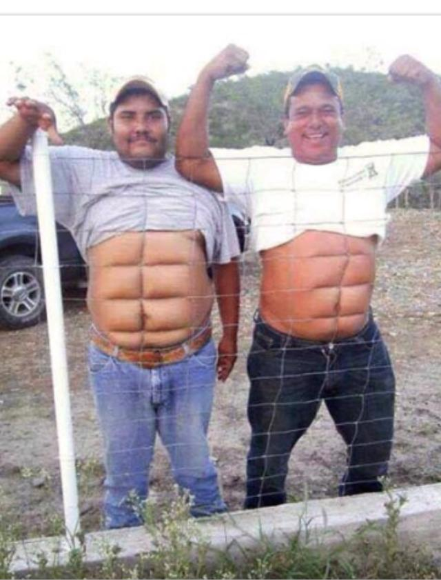 Peter Of P-square Got Six-Pack For DonJazzy! Photo - Celebrities - Nigeria