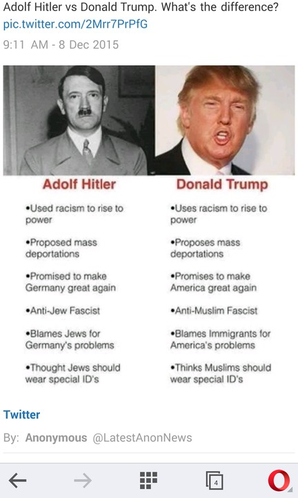 a comparison between superman and adolf hitler Difference between adolf hitler and joseph stalin although both joseph stalin and adolf hitler are remembered world over as notorious individuals responsible for the murder of millions of.