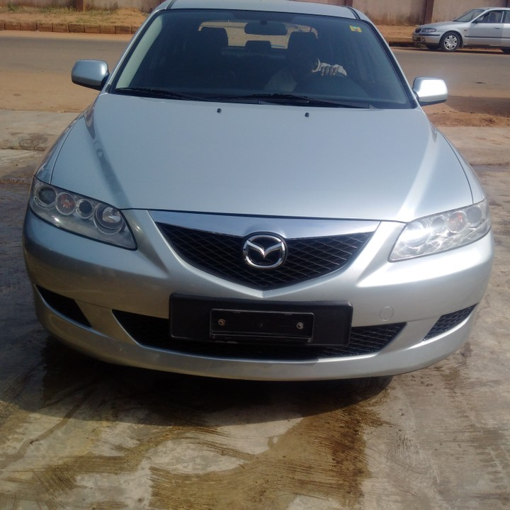 a very clean 2004 mazda 6 for sale toks cal 08038379715 autos nigeria. Black Bedroom Furniture Sets. Home Design Ideas