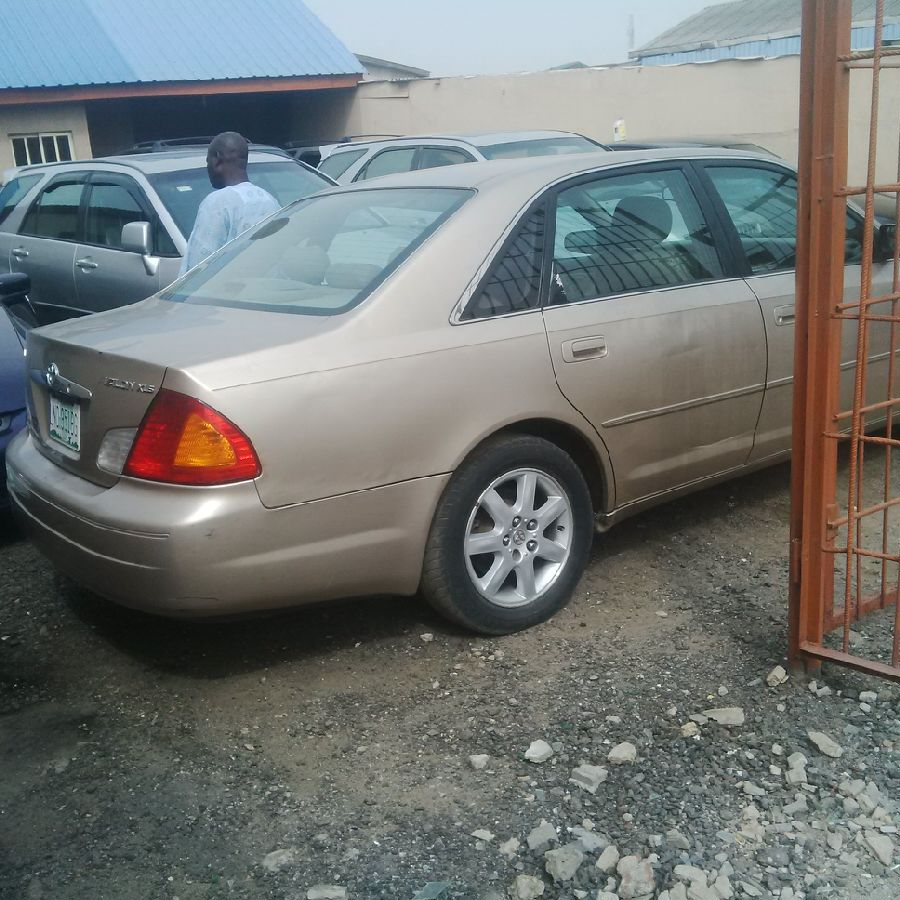 Toyota Avalon For Sale Used: Registered Toyota Avalon XLS