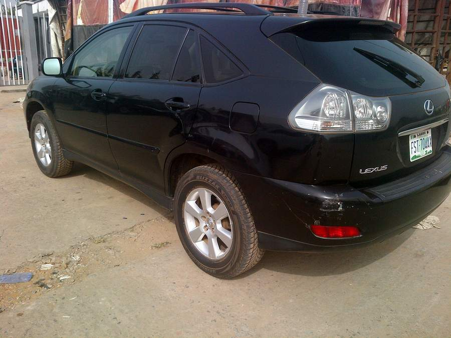 lexus rx 330 for sale price 2 2 asking sold autos nigeria. Black Bedroom Furniture Sets. Home Design Ideas