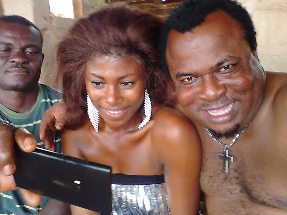 Nollywood Comic Actor Dede One Day Is Dead | | Nigerian ...