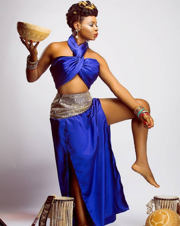 Singer: Yemi Alade Looking Like An African