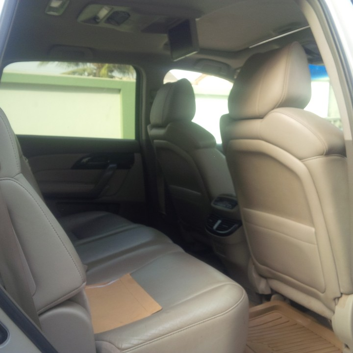 2008 Acura Mdx Few Months Registered For Sale Extremely
