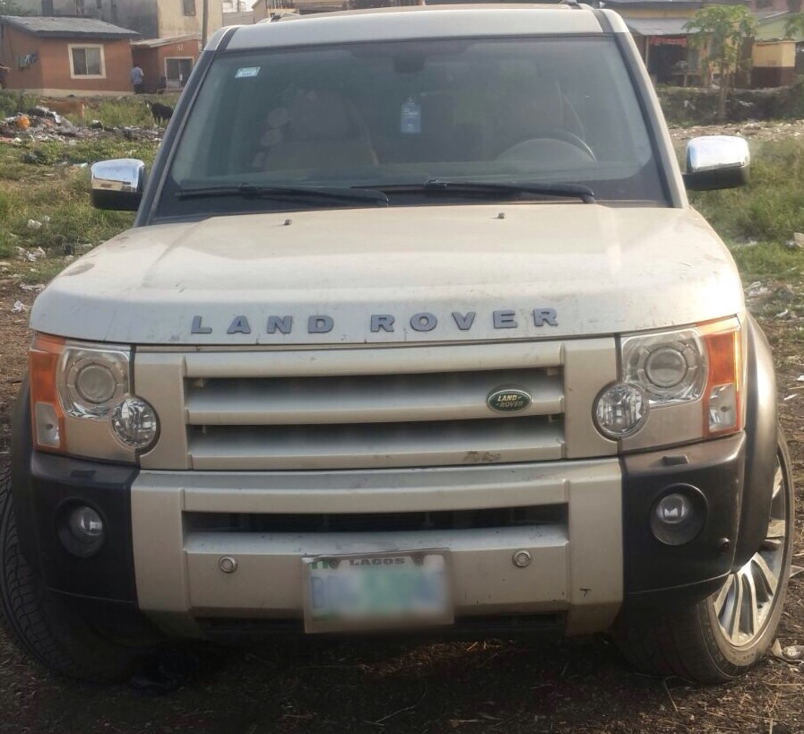 Land Rover Lr3 07 Pimped Used... 1.8m Giveaway!