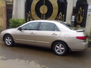 Colour Gold Airbags Intact Interior Leather Seat Suspensions Alloys Yes Am Fm Cd Changer Factory A C Highly Chilling Mileage 62k Doors 4