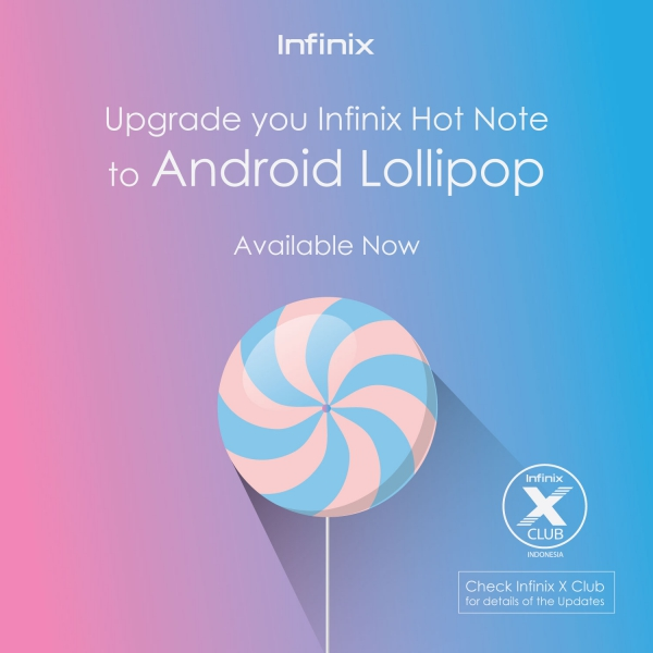 Download And Install Final Lollipop Update For Infinix Hot