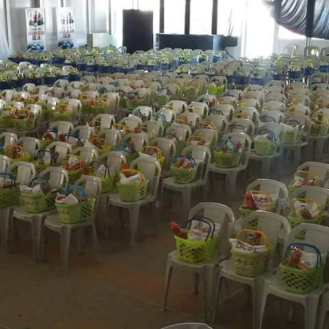Awwww….See How This Church Surpised It Members For Xmas