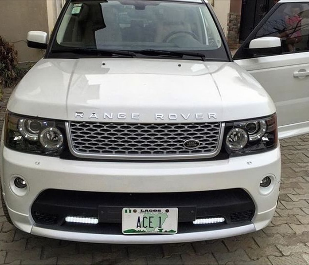 IK Ogbonna's New Range-Rover Breaks Down During First Trip
