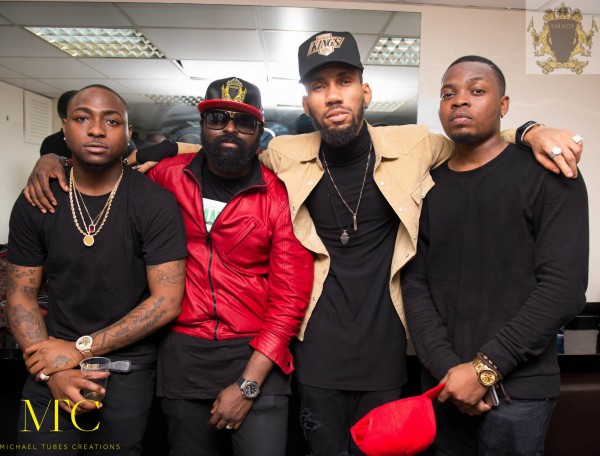 Photos From Olamide YBNL Concert At The Eko Hotel And Suites