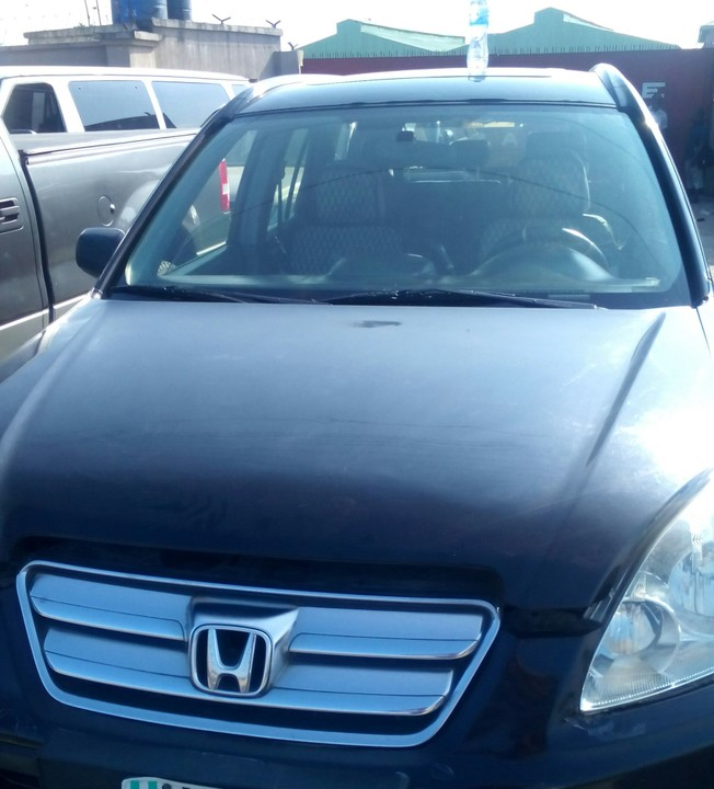neatly used honda crv 2006 autos nigeria. Black Bedroom Furniture Sets. Home Design Ideas