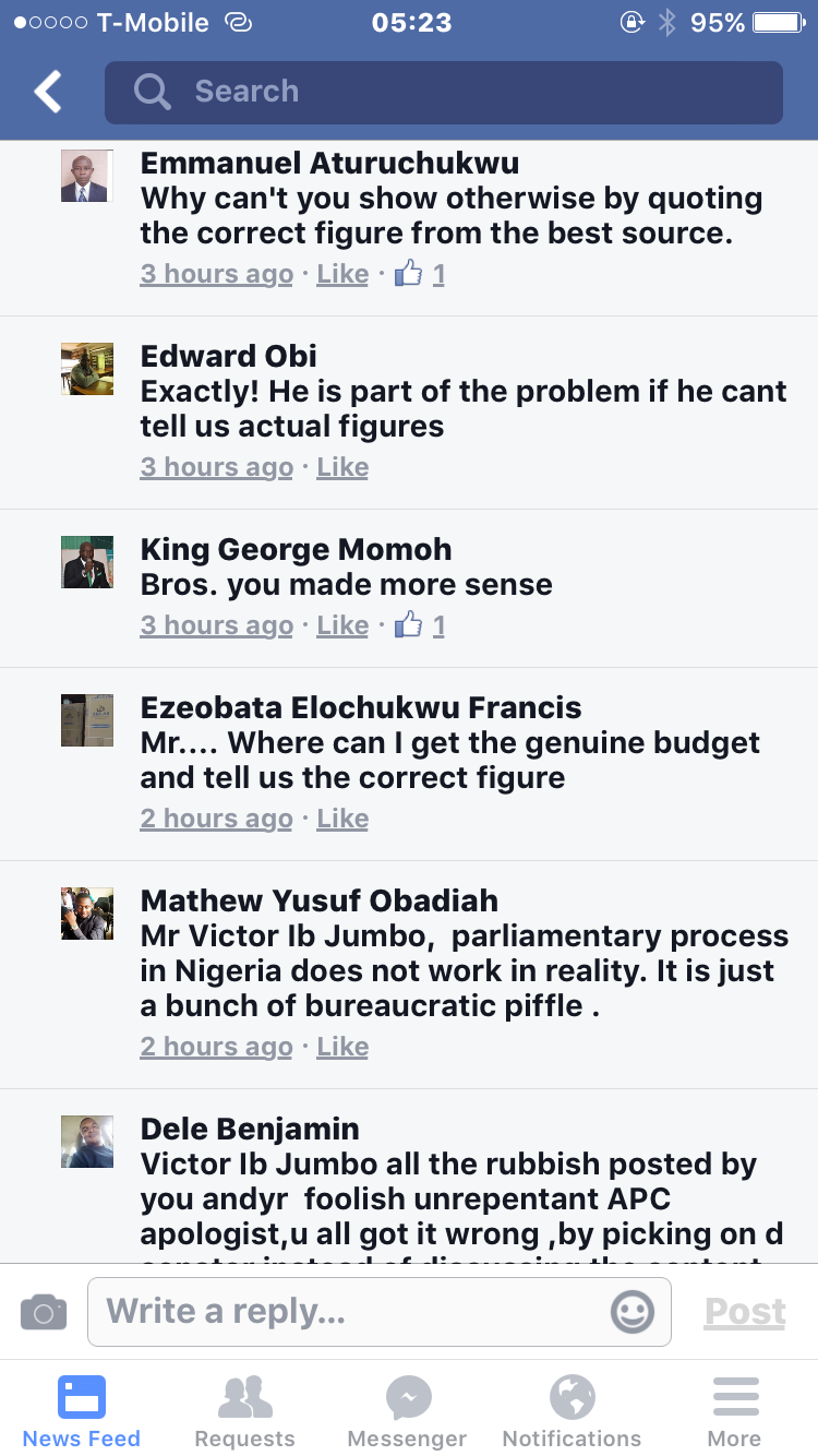 Nigerians React To BMB Comment On The Presidential Budget  3240875_image_pngd2b5ca33bd970f64a6301fa75ae2eb22