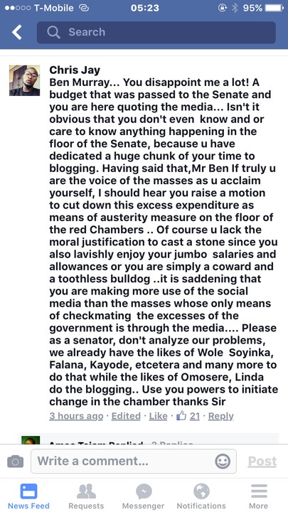 Nigerians React To BMB Comment On The Presidential Budget  3240876_image_jpeg9f360c5ab7736510df54c882e9dbf188