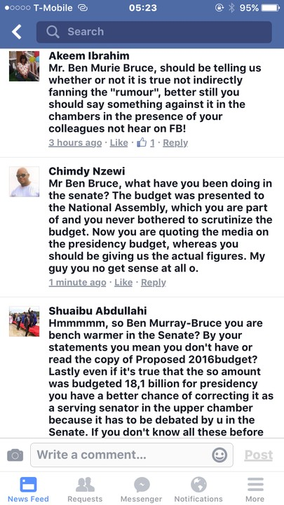 Nigerians React To BMB Comment On The Presidential Budget  3240901_image_jpeg9f360c5ab7736510df54c882e9dbf188