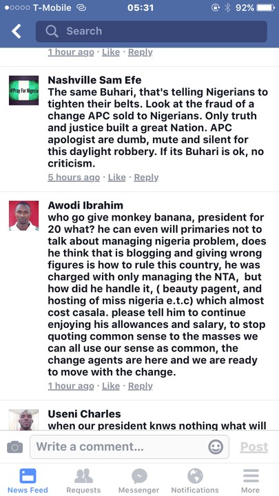 Nigerians React To BMB Comment On The Presidential Budget  3240913_image_jpeg9f360c5ab7736510df54c882e9dbf188